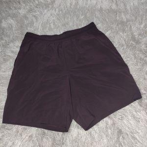 Mens Lululemon Sz M shorts